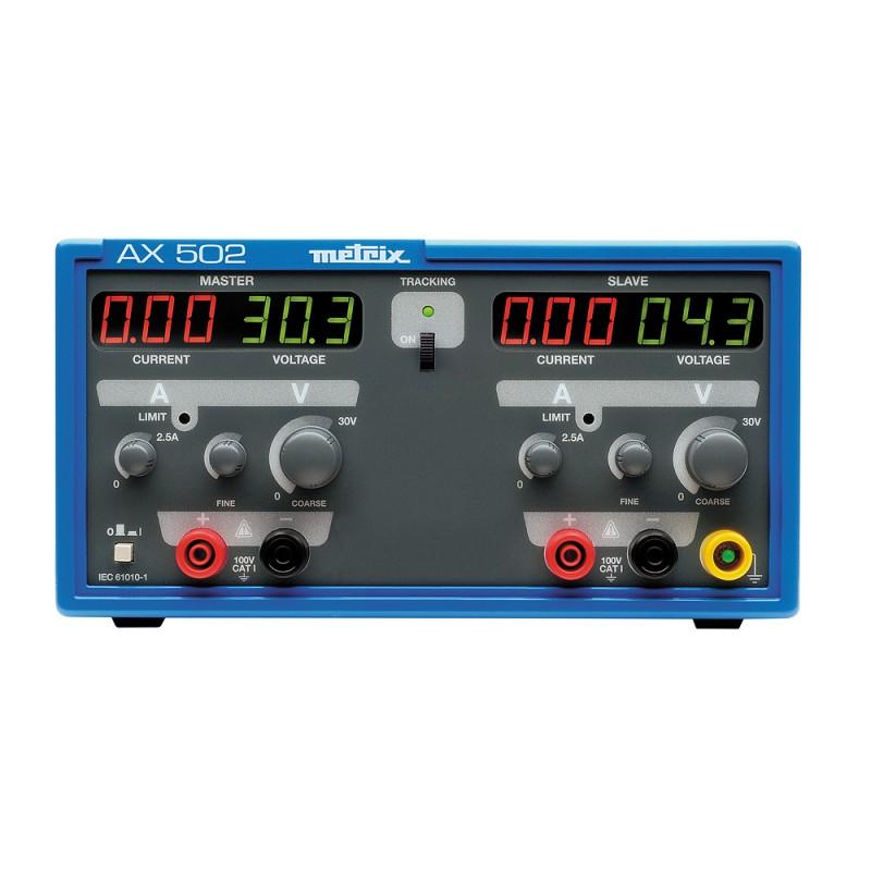 AX 502 (2x30 V)