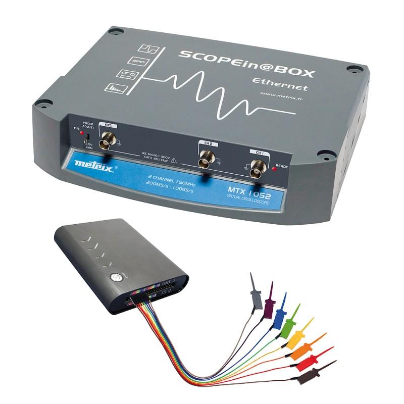 MTX BOX 2 X 200 MHz + AL