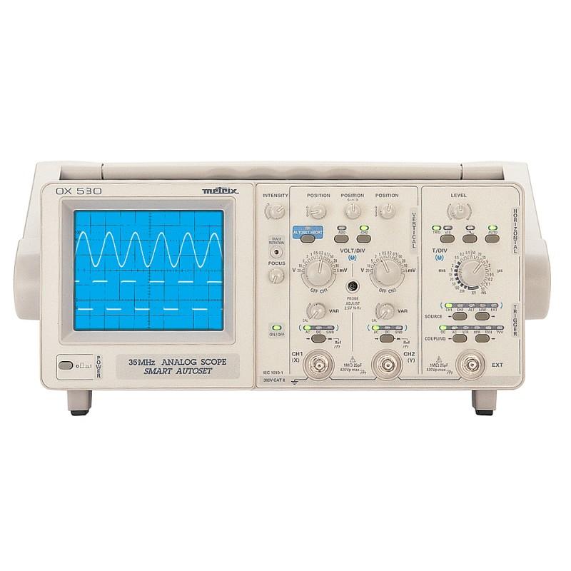 OX 530 (2 x 35 MHz)