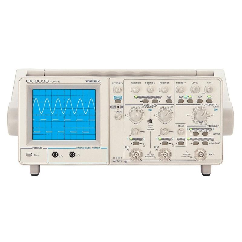 OX 803B (2 x 40 MHz)
