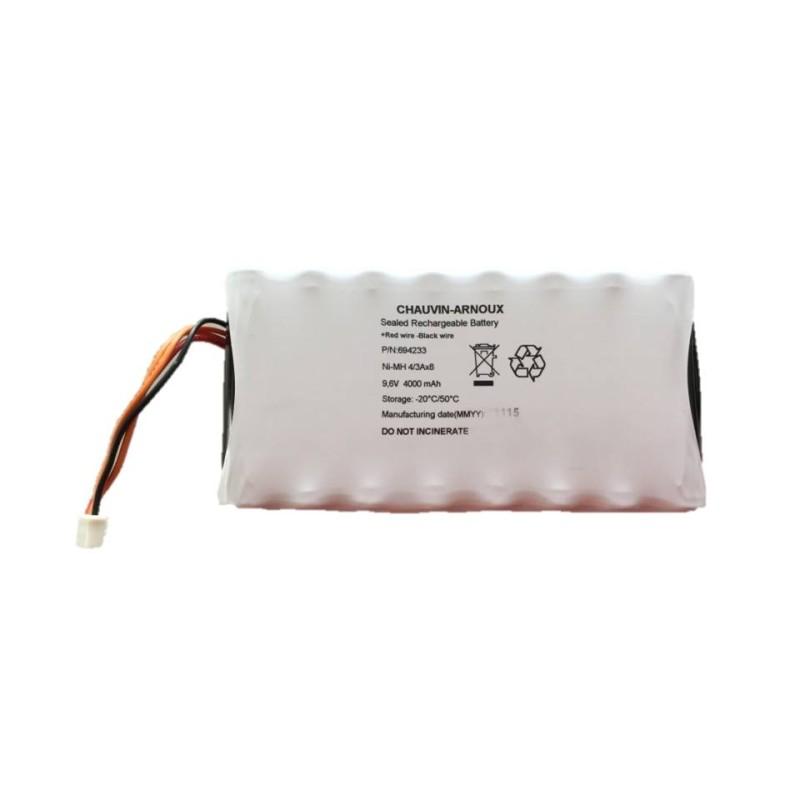 Akku-Pack NiMH 35Wh