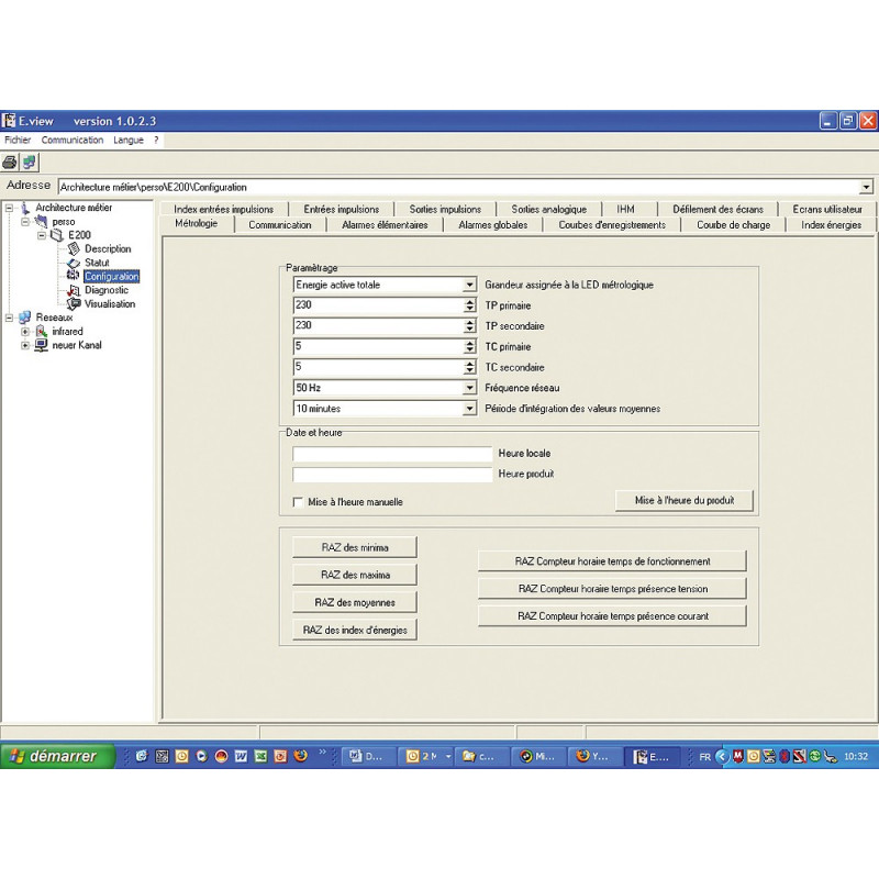 Software E.SET